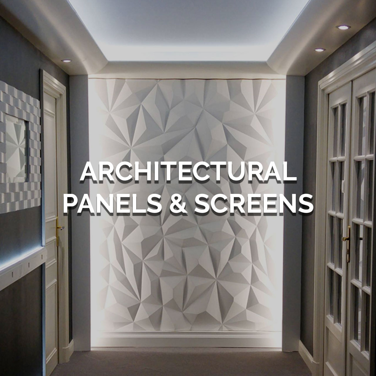 Roos Architectural Panels & Screens