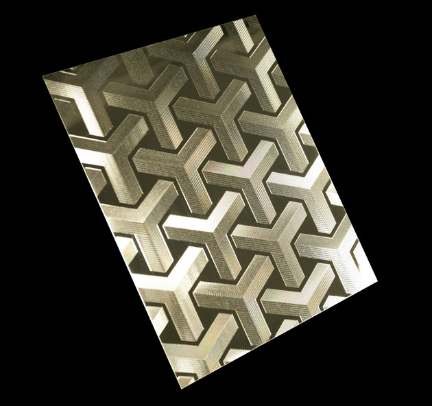 Specified Metals Etched