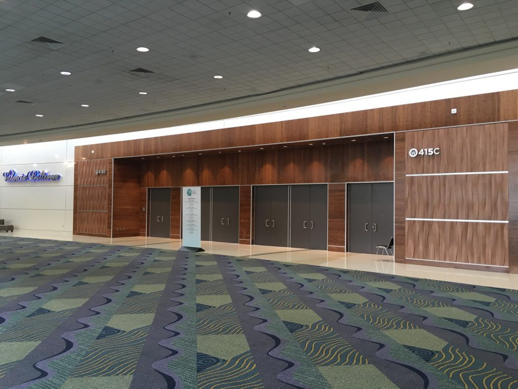 Interlam Project Orlando Convention Center