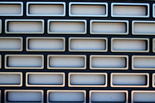 Interlam Screen Patterns: Bricks