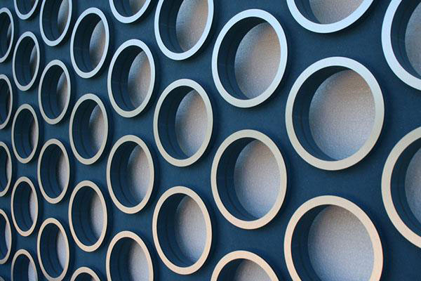 Interlam Screen Patterns: Cylinder