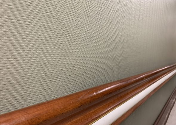 GLEENWOOD REGIONAL MEDICAL CENTER Texturglas Wallcovering