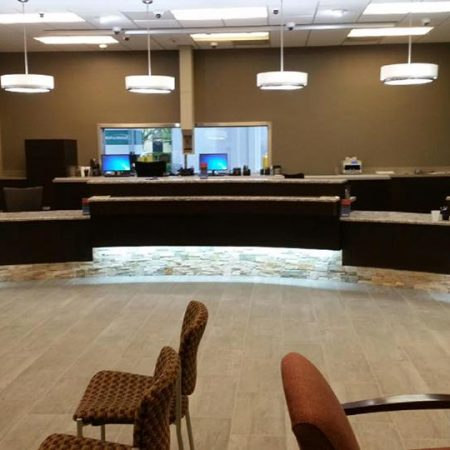 Mid Florida Credit Union Features Lab Designs