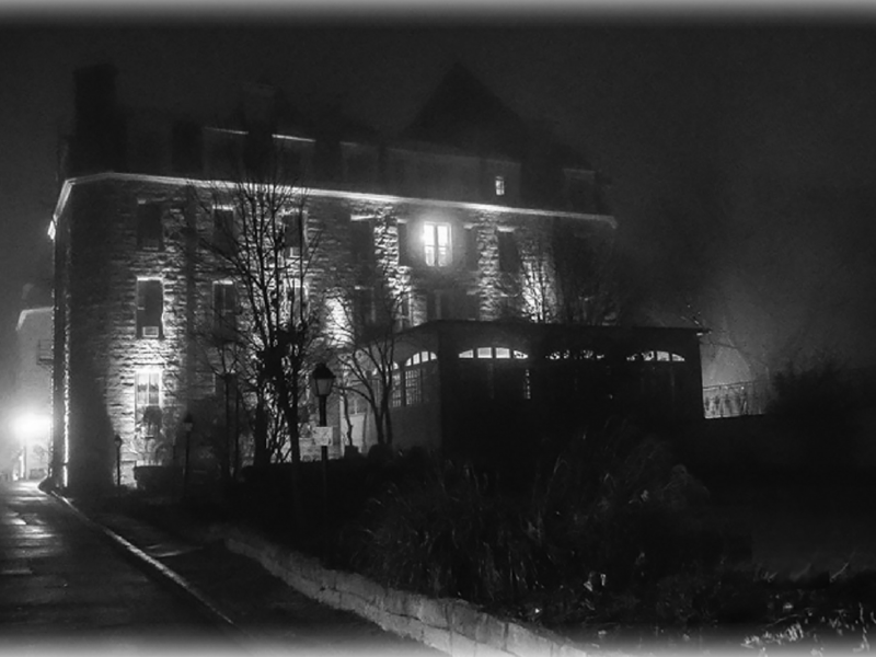Arkansas Haunted Hotel Design