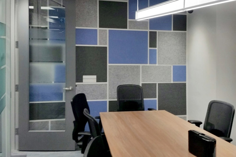 ezoBord Acoustical Solutions