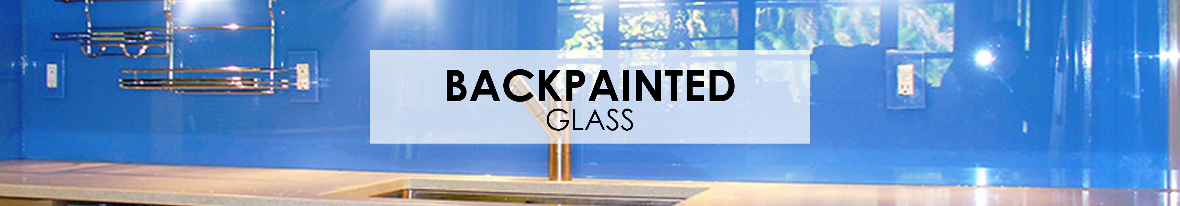 Architectural Decorative Glass Backpainted