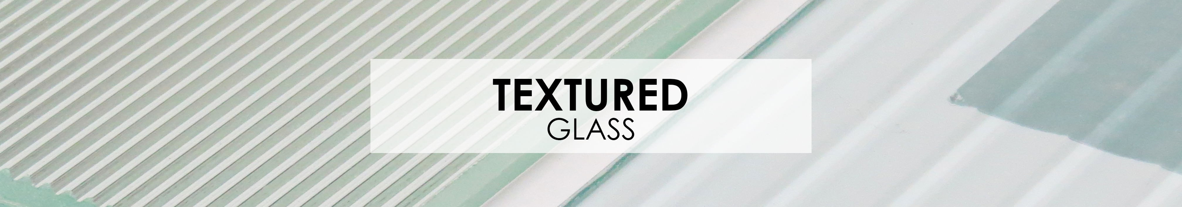 Architectural Decorative Glass Textured