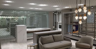 Interlam Architectural Glass Panels & Screens