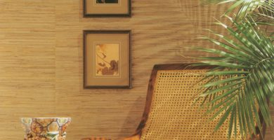 Yahgi Grasscloth Wallcovering