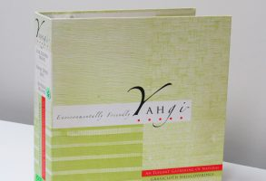 Yahgi Grasscloth Wallcoverings Binder