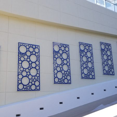 624 Palm Condos Interlam Screens Installation
