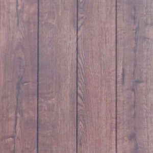 AAC - Digitally Printed Wood Plank - V-Carved