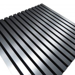 Akupanel with Specified Metals