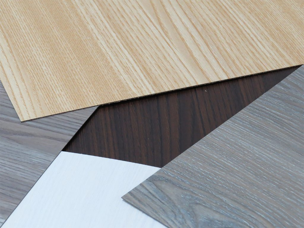 Syncro Wood Grain Laminates