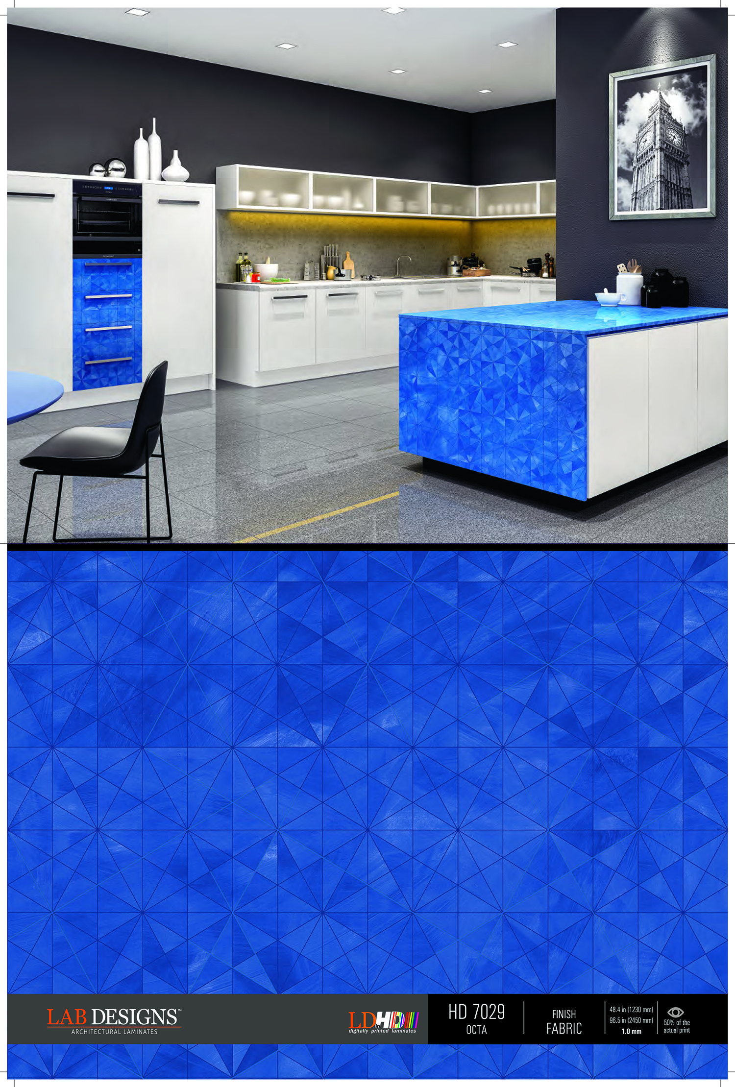 Lab Designs Digital Print Laminates HD 7029