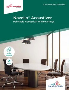 Novelio Acoustiver Tip Card