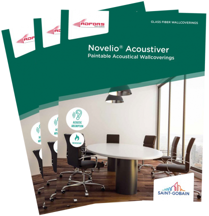 Novelio Acoustiver Tip Card Photo - Multiple