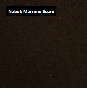 Nabuk Marrone Scuro